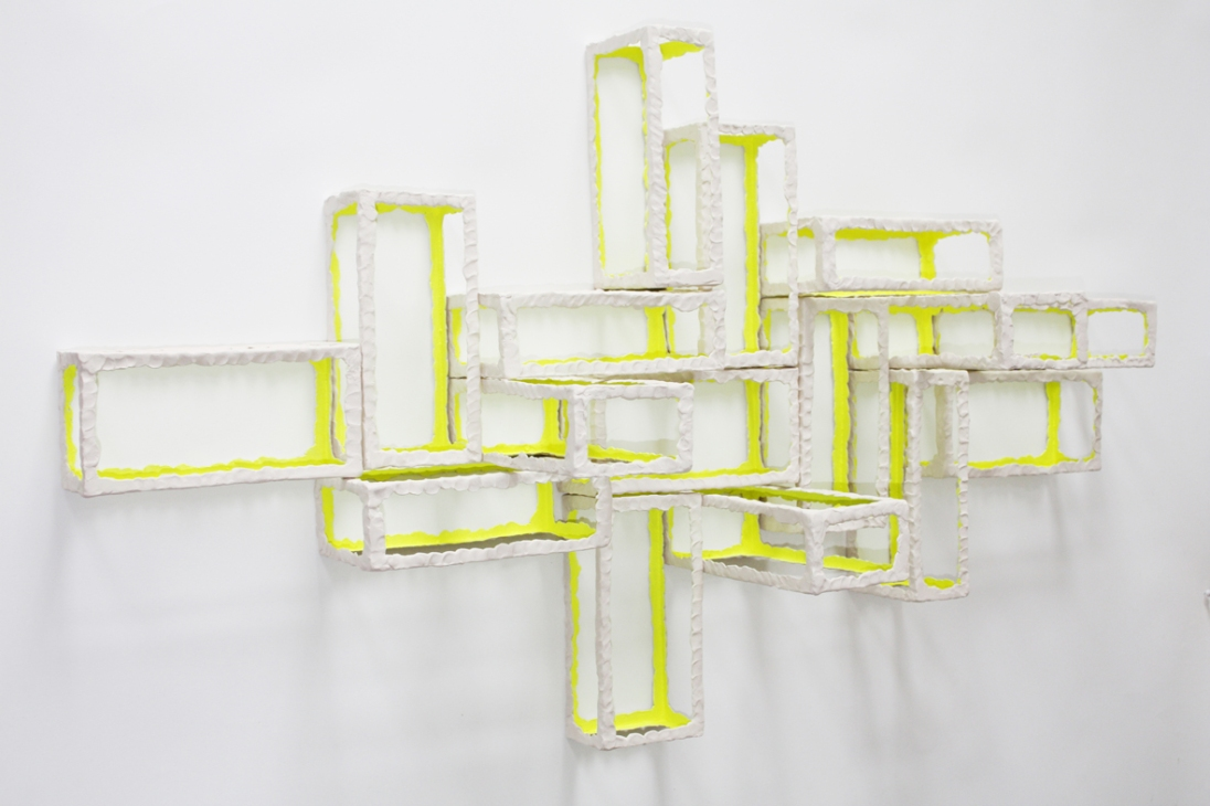 Wien // Neon Temple Series, 2015 ceramic