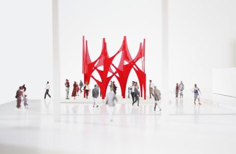 Phoenix Public Sculpture Design, 2016