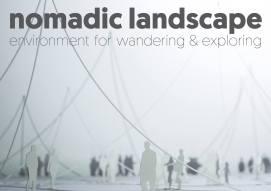 Nomadic Landscape Model for ArtStreet in Sacramento, 2017