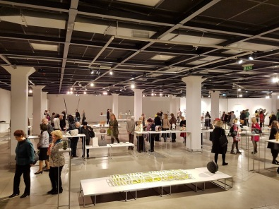 "Neon Temple Series at ""The Collection, Latvia International Ceramics Biennale"" Riga Art Space, Riga, LV, 2017"
